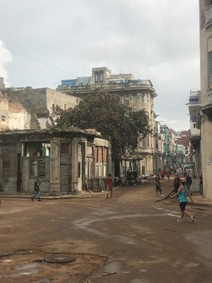 The heart of Havana.